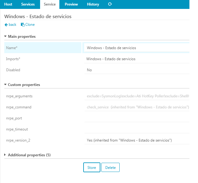 NRPE Version V2 in Director - Icinga Director - Icinga Community