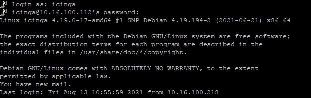 Debian Version
